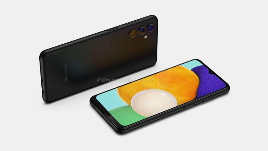 Samsung Galaxy A13 5G render