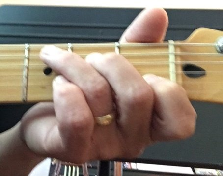 C chord