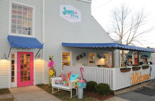 Sugar Dive is located at 4100 Hillsboro Circle Courtesy of Seigenthaler Public Relations