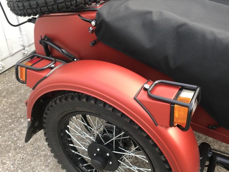 Sidecar light guards