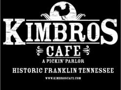 Kimbro's Cafe & Pickin' Parlor