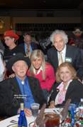 (L-R) Jack Greene, Jett Williams, Marty Martel and LeeAnn Lallon