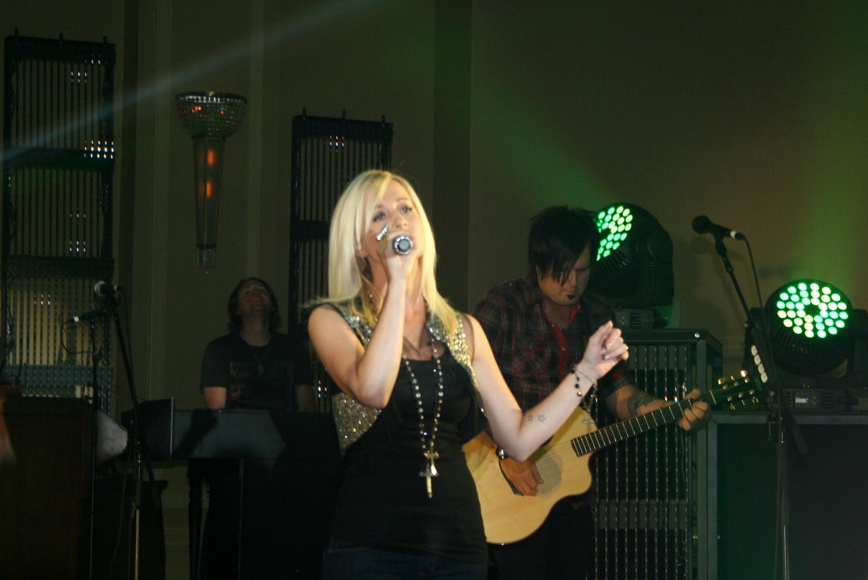 Kellie Pickler_Billboard Summit 2011