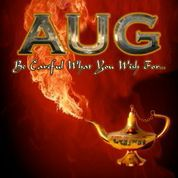AUG Album Cover courtesy of Independent Music Promotions