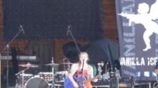 Kadie Lynn at The Gun Barrel City July Fest.