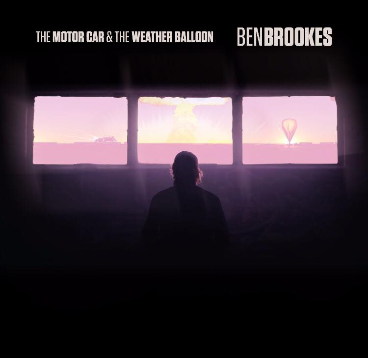 Cover Benn Brookes