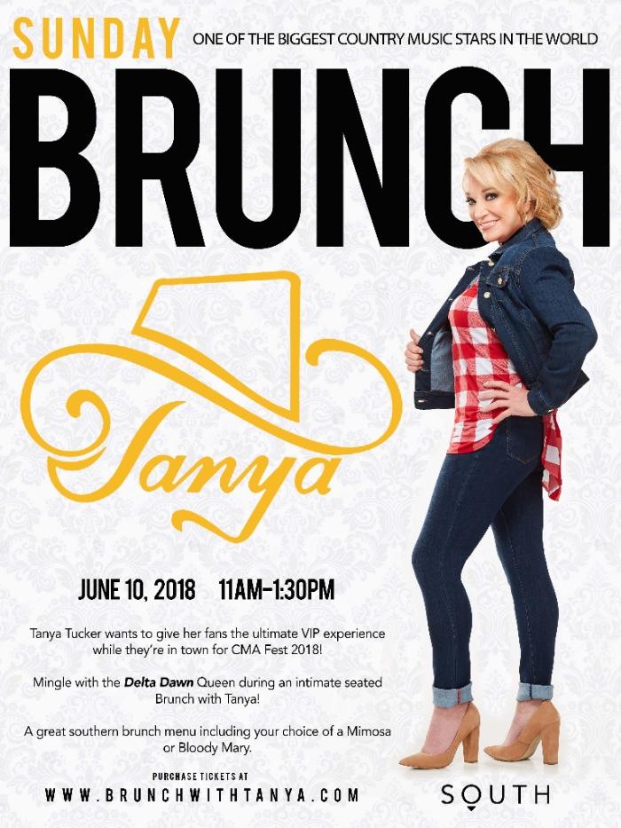 brunch with tanya tucker