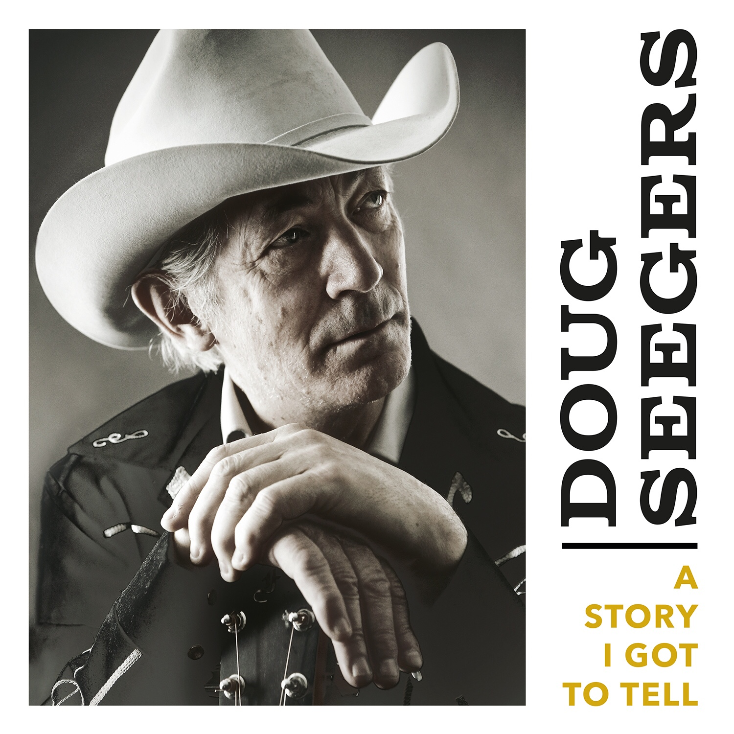 doug seegers – a story i got to tell album cover