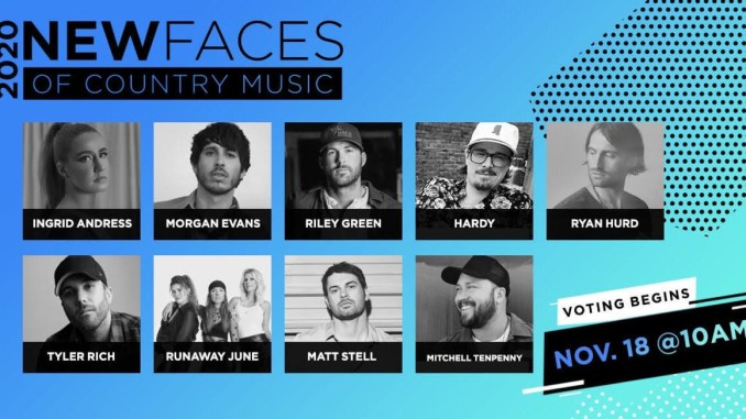 New Music Releases 2020.Crb Releases List Of Nominees For Crs 2020 New Faces Of