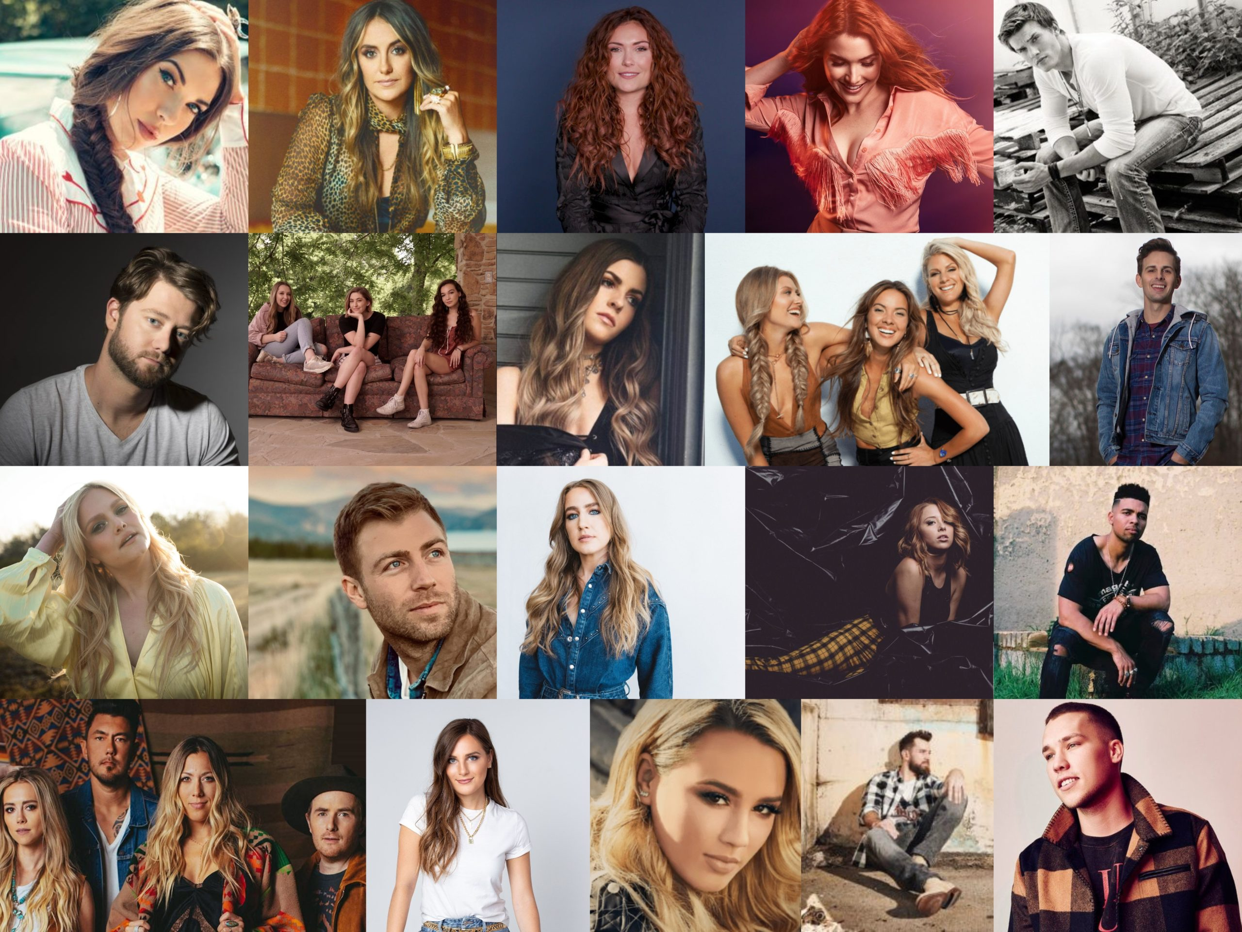 20 Artists of 2020