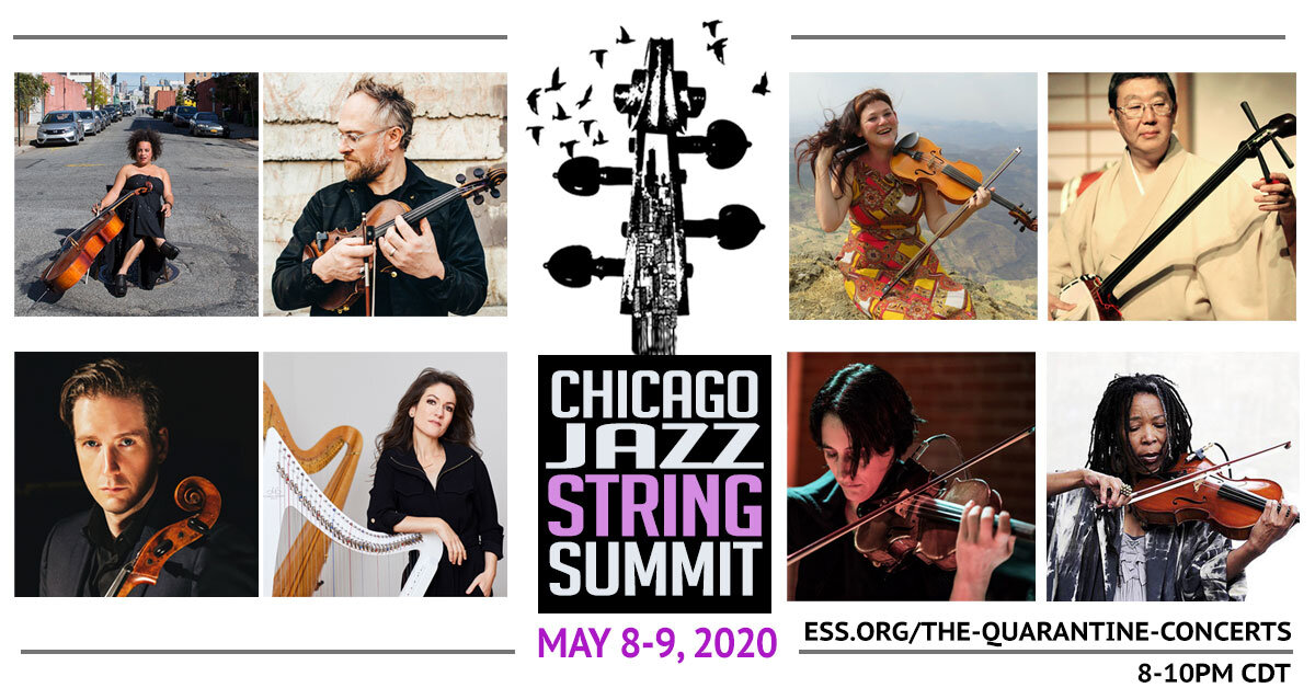 6th annual chicago jazz string summit