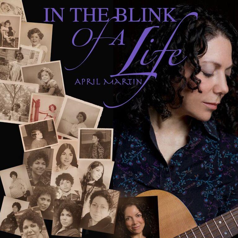 April Martin cover
