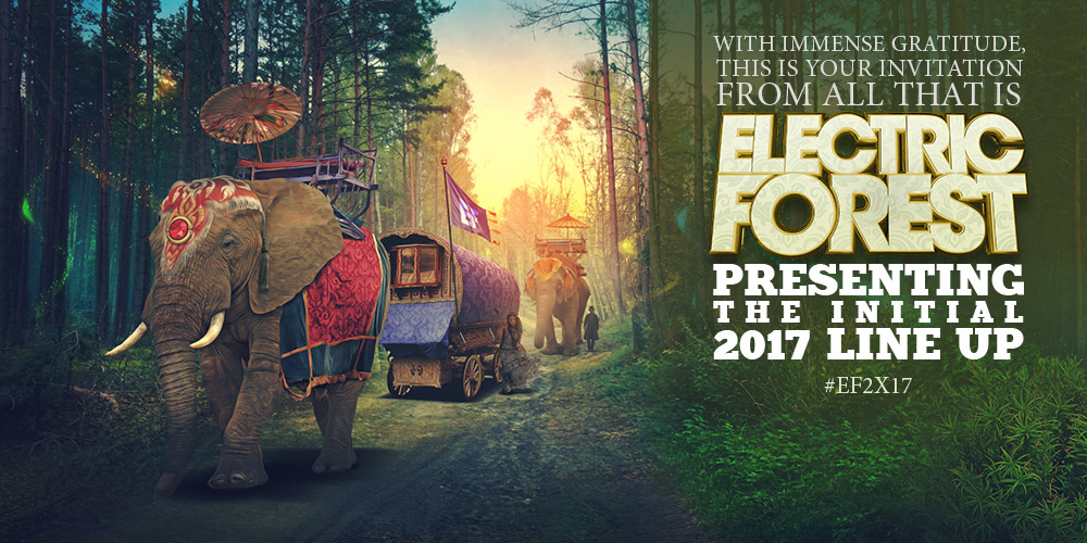 Electric Forest 2017