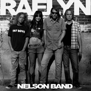 Raelyn Nelson Band CD Cover