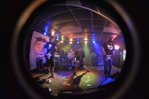 The Black Clouds courtesy of Independent Music Promotions