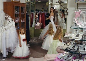 The Bridal Shop 2007, Tina Barney