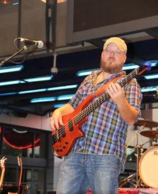 Jericho Woods' Bassist Paul Priest