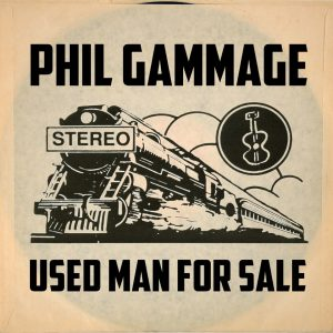 Phil Gammage cover courtesy of Independent Music Promotions