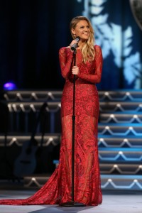 "Kelsea Ballerini performs on ""CMA Country Christmas,"" taped at the Grand Ole Opry House in Nashville and airing Thursday, Dec. 3 at 8/7c on the ABC Television Network."