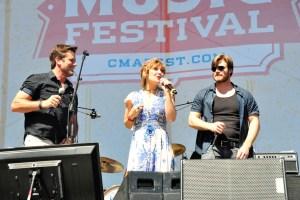 'Nashville's stars announce show's move to CMT