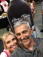 Aaron Tippin and Preshias at the 2016 CMA Music Festival