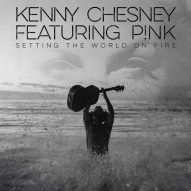 """Chesney & Pink: """"Setting the World on Fire"""""""