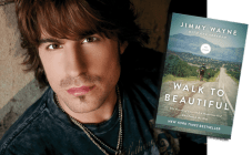 Singer, songwriter, author Jimmy Wayne