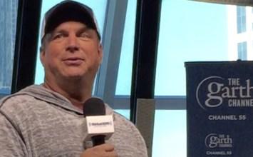 Garth fields questions at the SiriusXM press briefing