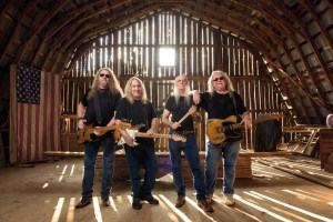 The Kentucky Headhunters. Photo credit: Joe McNally