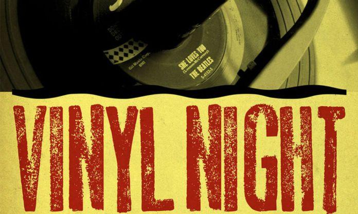 Franklin Theatre Vinyl Night