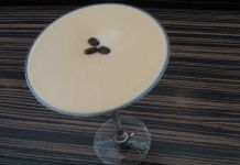 Blue Chair Bay espresso martini