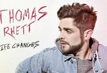 Thomas Rhett Billboard 200 Albums
