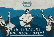 Avett Brothers film HBO