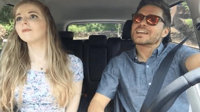 funny car karaoke