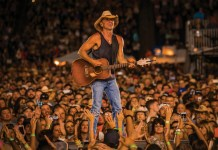 Kenny Chesney Trip Around the Sun Nashville