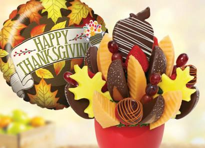 Edible Arrangements Thanksgiving