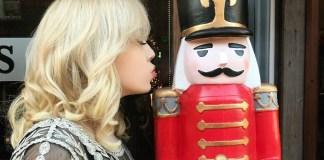 Lexi Lauren Hard Candy Christmas