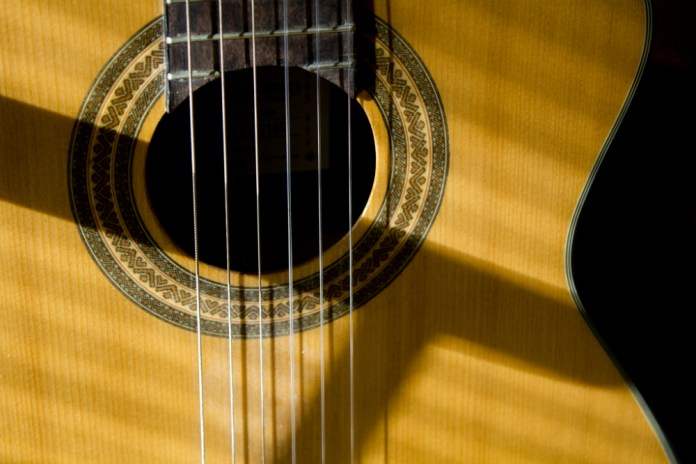 Marty Lanham guitar