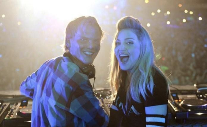 Madonna Avicii
