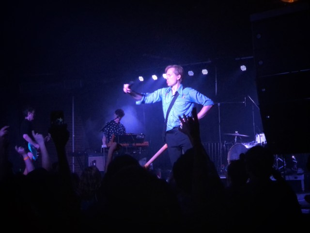 Franz Ferdinand Brings High-Energy Show to Nashville's Cannery