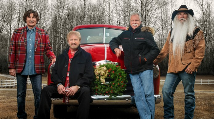 Oak Ridge Boys 2018 Christmas Tour