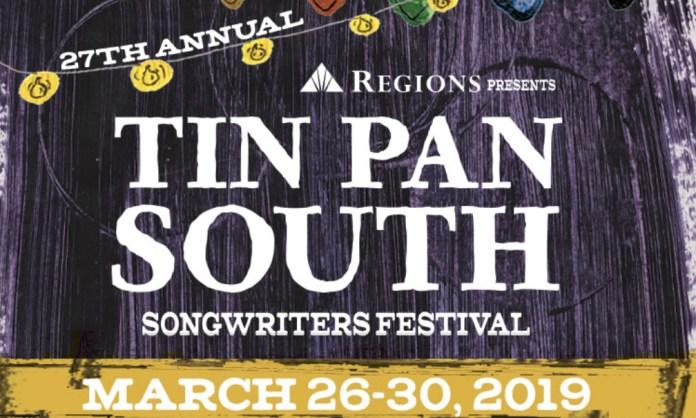 Tin Pan South 2019