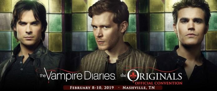 Vampire Diaries Convention Nashville