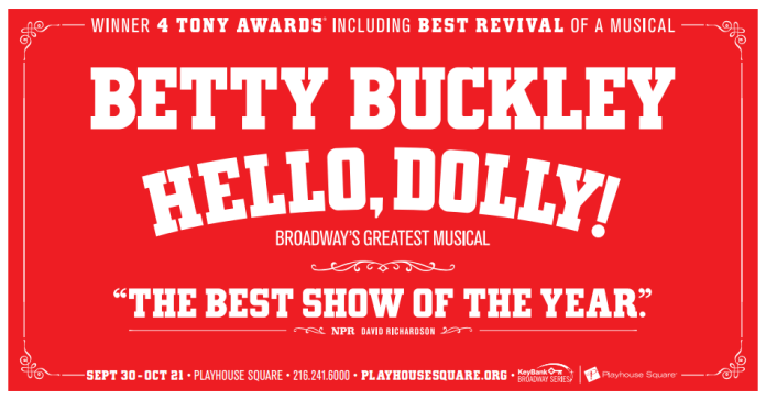 Betty Buckley Hello Dolly