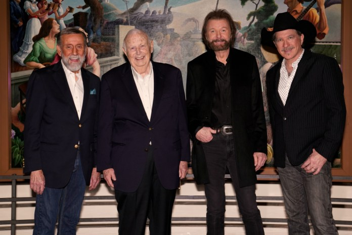 Country Music Hall Fame Class 2019