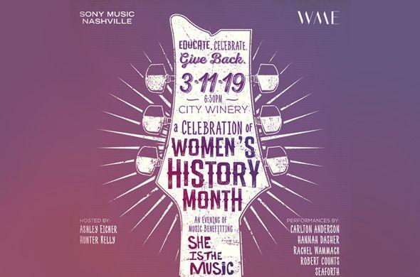 Women's History Nashville