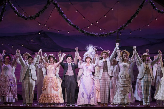 Betty Buckley Hello Dolly review