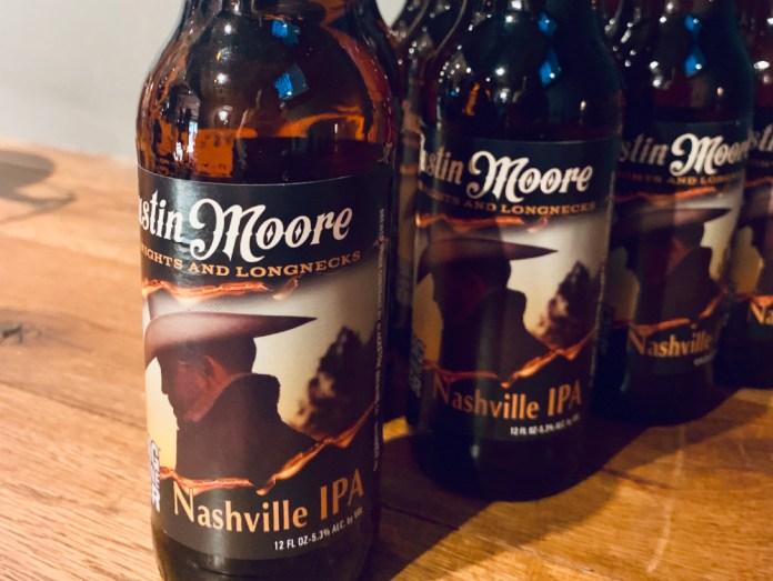 Justin Moore Beer