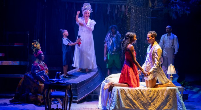Once On This Island Nashville Review