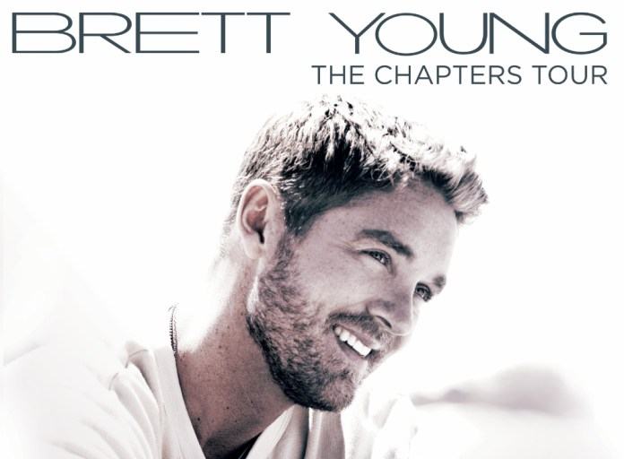 Brett Young Chapters Tour